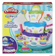 Oyun Play Doh Sweet Shoppe Dev Pastahane