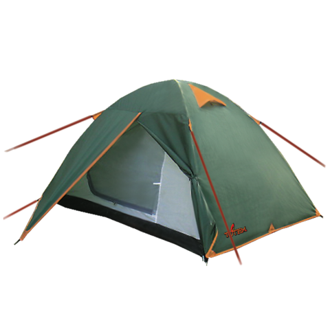 Туристическая палатка TOTEM Tepee 2 (V2) (2 местная)