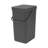 Ведро для мусора SORT&GO 16л, артикул 109966, производитель - Brabantia