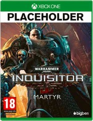 Xbox One Warhammer 40,000: Inquisitor – Martyr. Standard Edition (русская версия)