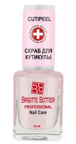 Brigitte Bottier 10  Средство  Скраб-замедлитель роста кутикулы Cutipeel