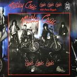 Motley Crue / Girls, Girls, Girls (Пазл)