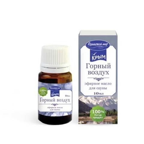 эфирное масло для сауны «Горный воздух»