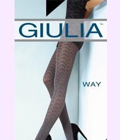 Колготки Giulia Way 07