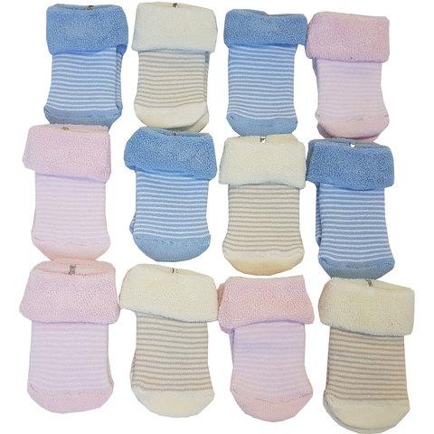 Носочки детские махровые