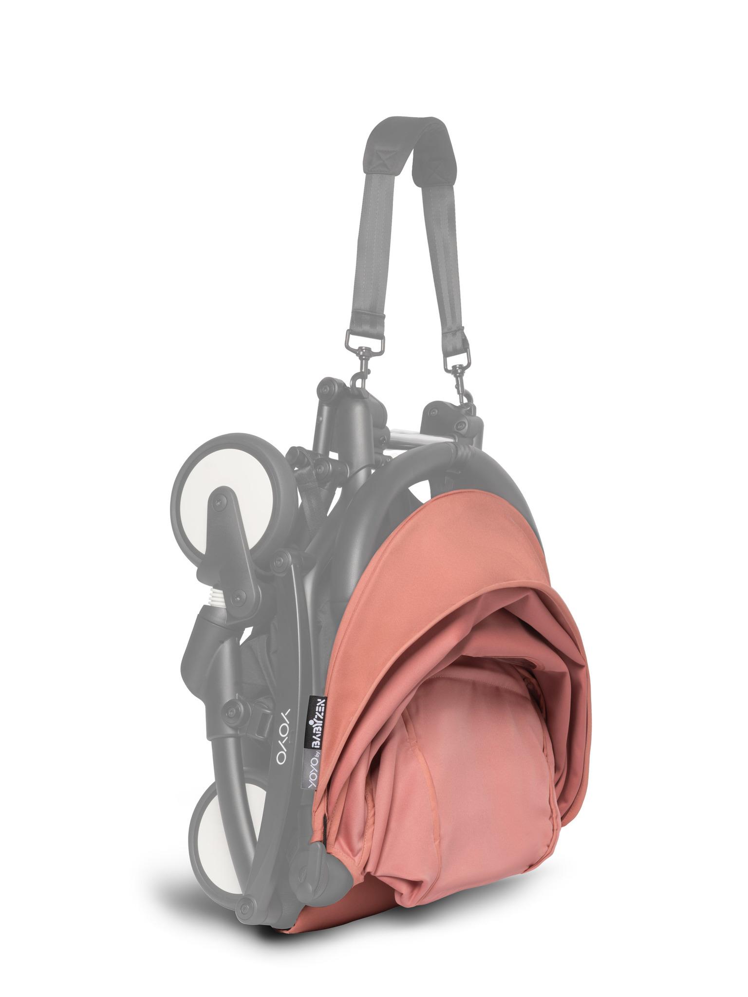 Текстиль сменный для колясок YoYo+ 6+ Ginger Имбирь