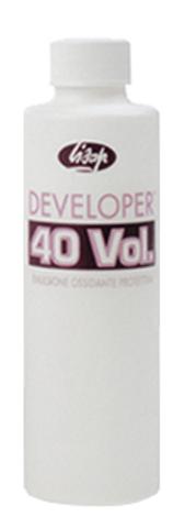 Окисляющая эмульсия 12% - Lisap Developer 40 vol. 125 мл