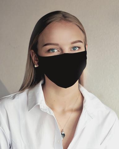 Многоразовая хлопковая маска