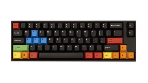 Набор цветных клавиш Leopold FC660M