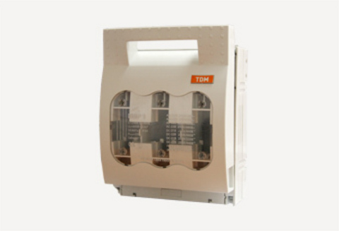 Выключатель-разъединитель с функцией защиты ПВР 2 3П 400A TDM