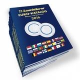 Евро каталог банкнот и монет на 2016г.