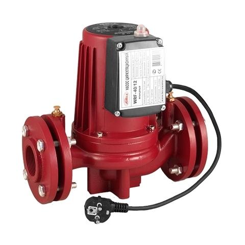 WRF - 40/12, 550 Вт. Фланец Серия WRF Гарантия 1 год. Циркуляционный насос для отопления.