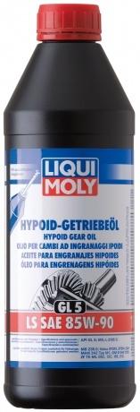Liqui Moly Hypoid-Getriebeoil (GL 5) LS 85W-90 Минеральное трансмиссионное масло
