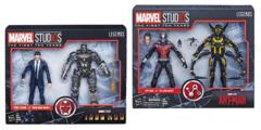 Марвел Студия 10-летие набор фигурок Железный человек и Человек муравей