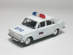 VAZ-2101 Lada DPS Police Agat Mossar Tantal 1:43