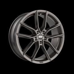 Диск колесный BBS XA 8.5x18 5x120 ET35 CB82.0 satin platinum