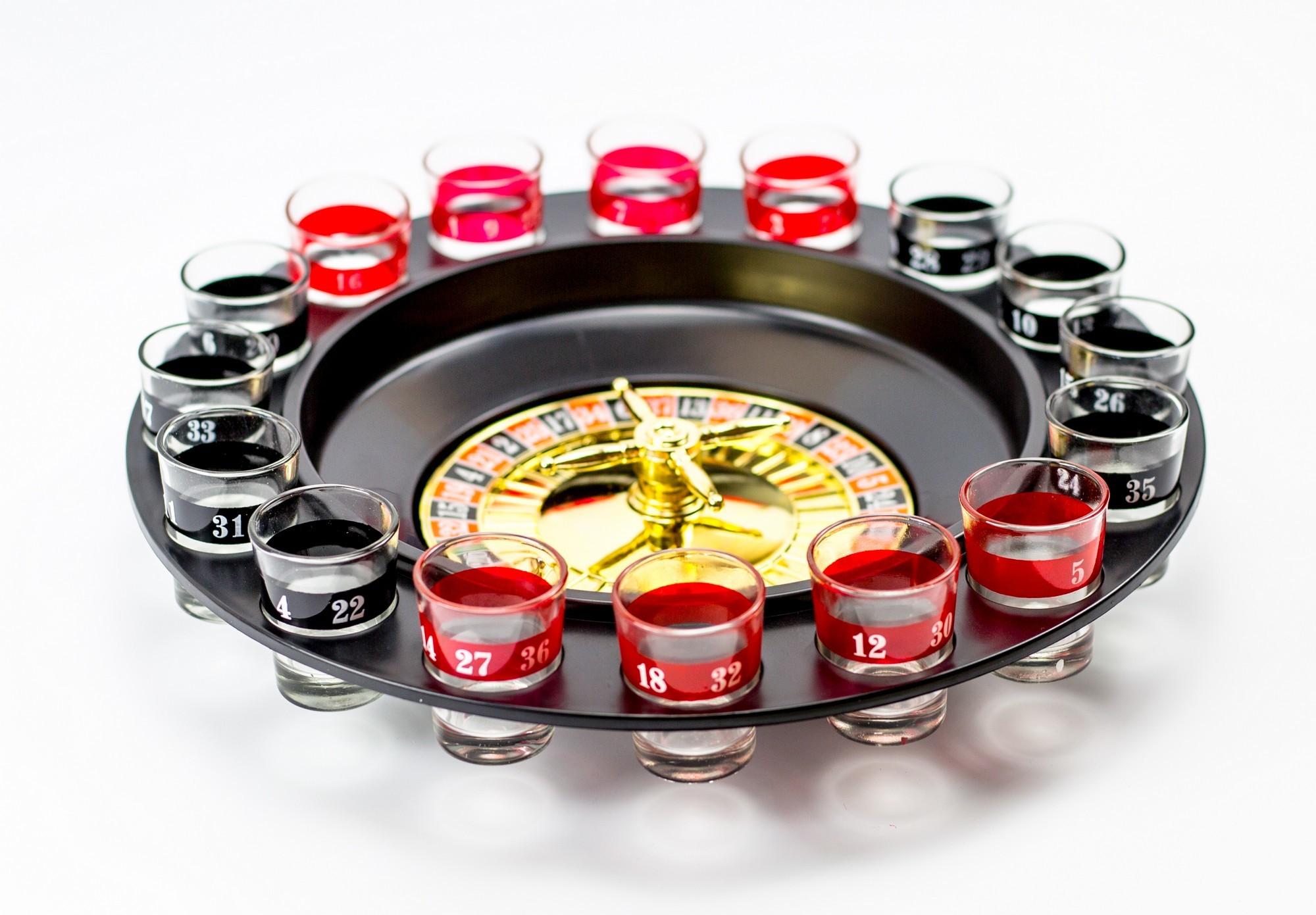 Игра «Пьяная рулетка Vegas» пьяная рулетка – подарок для шумной вечеринки