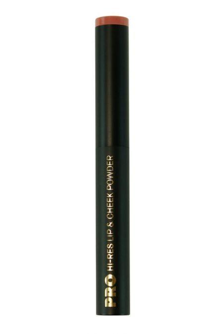 Кремовая пудра для губ и щек PRO HI-RES Lip & Cheek Powder