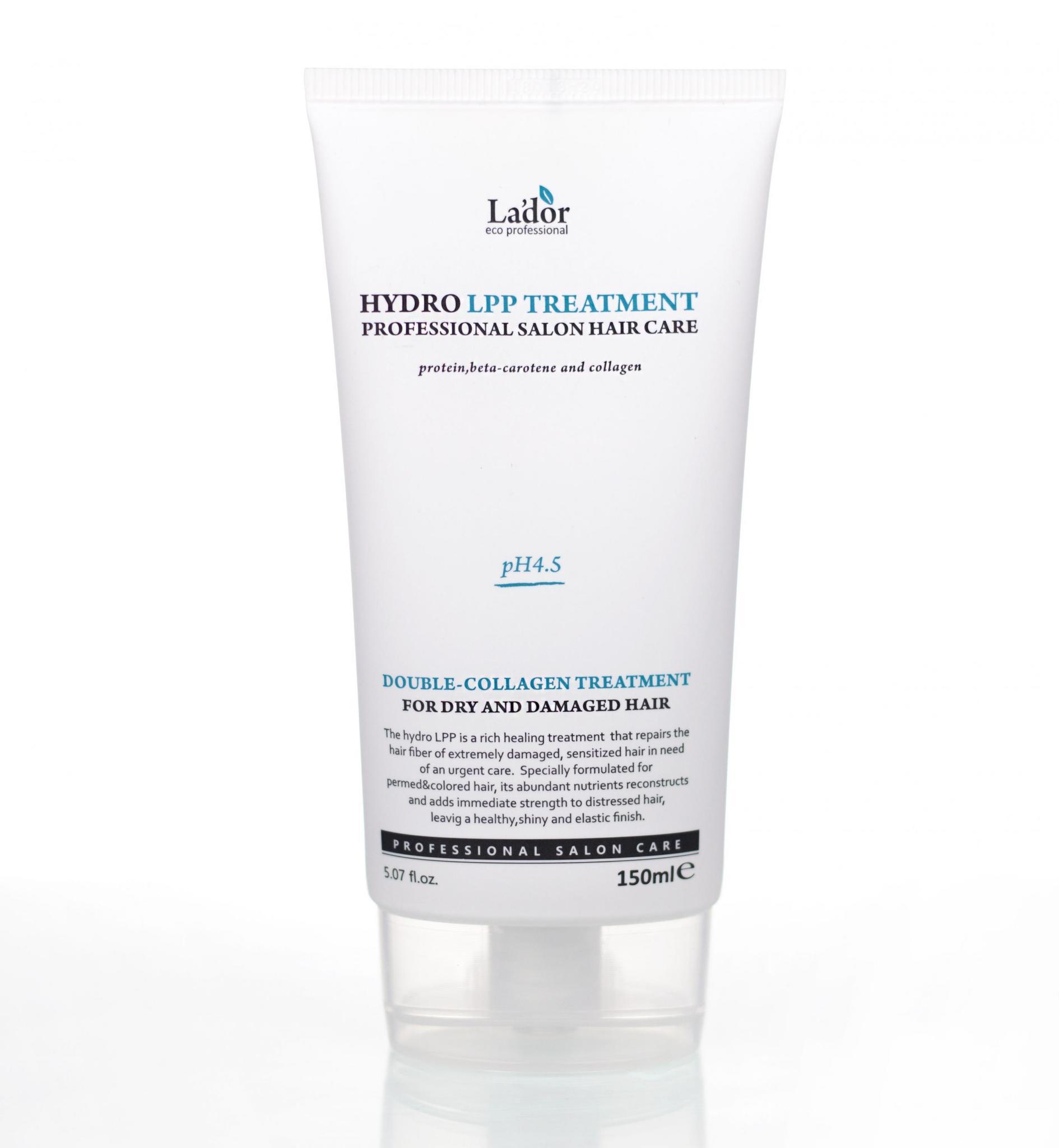 Маска для волос La'dor Eco Hydro LPP Treatment (tube)