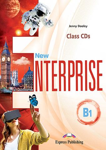 New Enterprise B1 - Class CDs (set of 3)