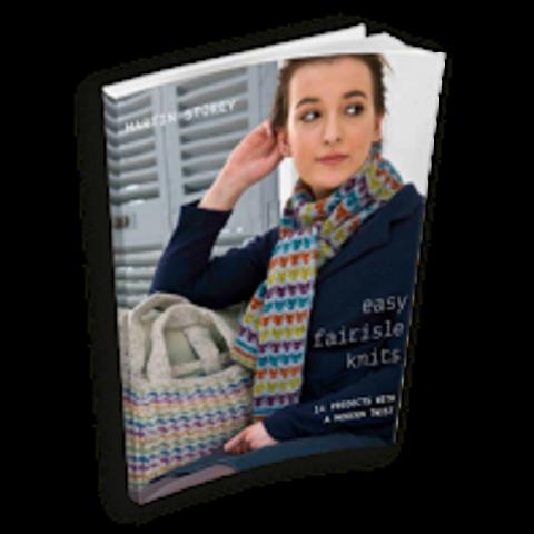 Книга EASY FAIRISLE KNITS от Martin Storey