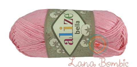 Пряжа Alize Bella 32 розовый