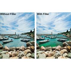 Поляризационный фильтр Kenko Zeta Wideband Circular PL W на 58mm