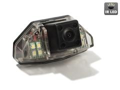 Камера заднего вида для Honda Jazz 08+ Avis AVS315CPR (#022)