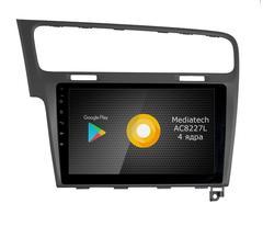 Штатная магнитола на Android 8.1 для Volkswagen Golf 7 Roximo S10 RS-3715G