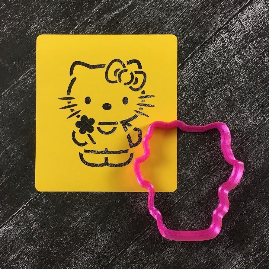 Hello Kitty №1