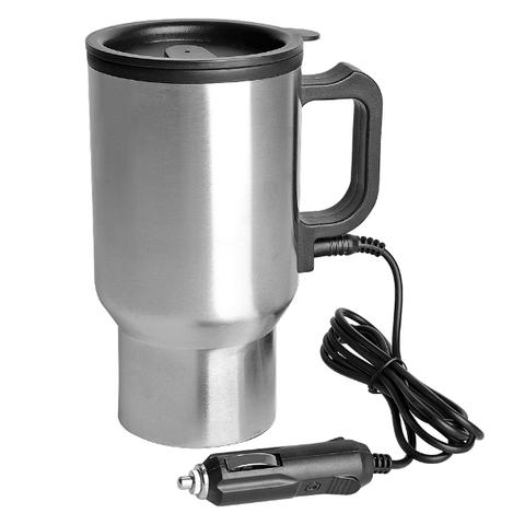 Термокружка Electric Mug 140Z автомобильная с подогревом
