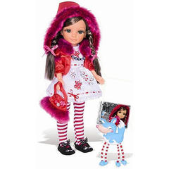 Famosa Кукла Нэнси в наряде Красной шапочки (700007820_red_hood)