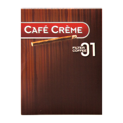 Сигары Cafe Creme Filter 01 Coffee