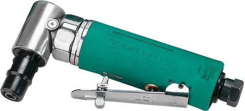 JAG-0913RMK Набор бормашинка пневматическая угловая 18000 об/мин., патрон 3/6 мм, L-155 мм с насадками, 15 предметов