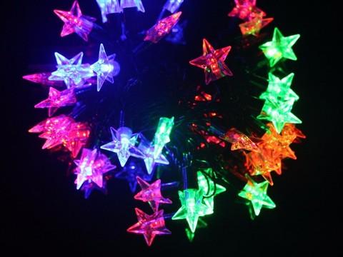 LED звездочка светодиодная гирлянда