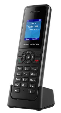 Grandstream DP720 - IP DECT трубка с зарядным стаканом. 2 программ. клавиши, 1.8
