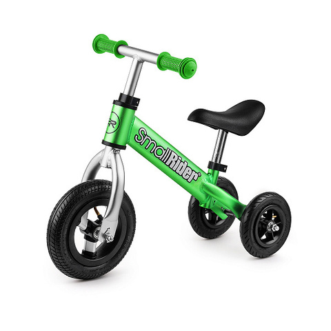Беговел-каталка для малышей (зелёный)