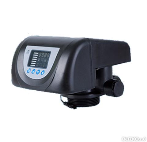 Клапан 63Р3, (автомат на умягчение, макс.поток 4м3/ч, водосчетчик, по потоку),  АД