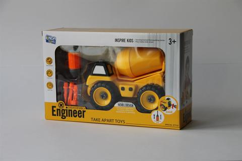 Конструктор Строительный грузовик/DB014093