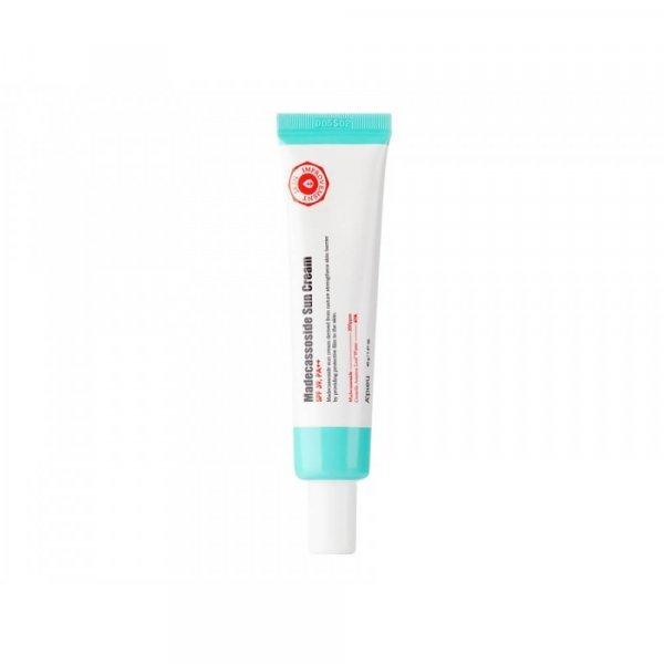 Крем солнцезащитный A'pieu Madecassoside Sun Cream SPF39 40 гр