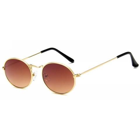 Солнцезащитные очки 7046005s Коричневый