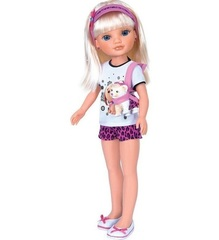 Famosa Кукла Нэнси и ее маленький питомец (700008206_white)