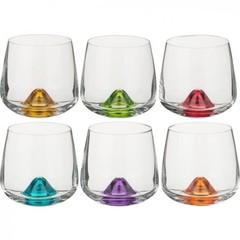 Набор цветых бокалов для бренди «Айлендс», 310 мл, фото 2