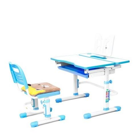 Комплект RIFFORMA Comfort-07: парта + стул + мягкий чехол
