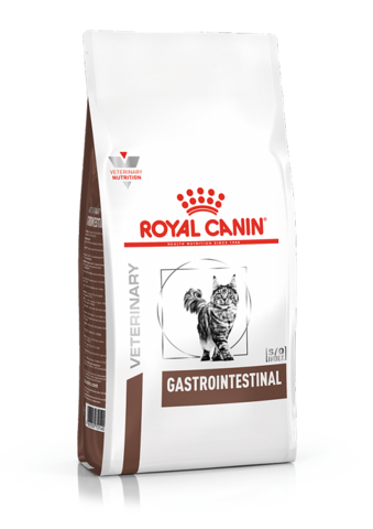 Сухой корм Royal Canin Gastro Intestinal GI32 диета для кошек 400 г