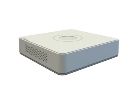 4-канальный гибридный HD-TVI регистратор Hikvision DS-7104QSB