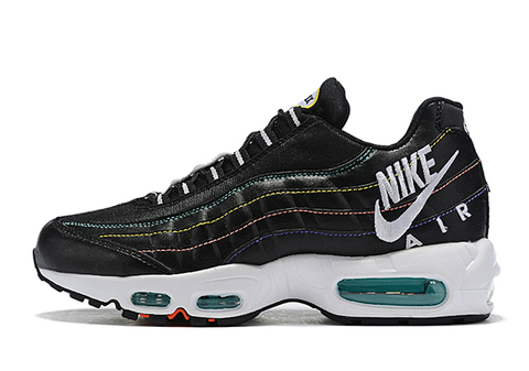 Nike Air Max 95 'Black/White/Multicolor'