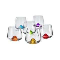 Набор цветых бокалов для бренди «Айлендс», 310 мл, фото 1