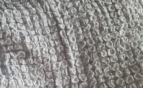 Чехол на 3-х местный диван серый.