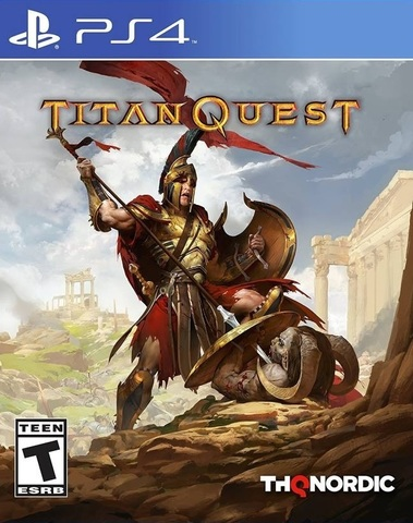 PS4 Titan Quest (русская версия)